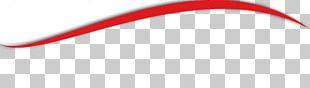 Curve Header Line PNG