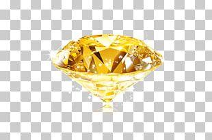 Diamond Ring Gold Gemstone PNG