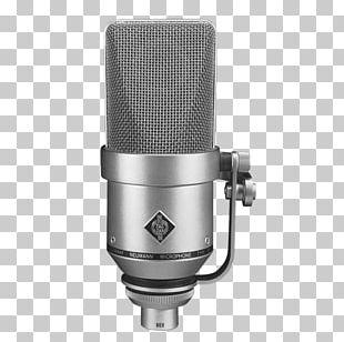 Microphone Neumann U47 Neumann TLM 170 R Georg Neumann Condensatormicrofoon PNG