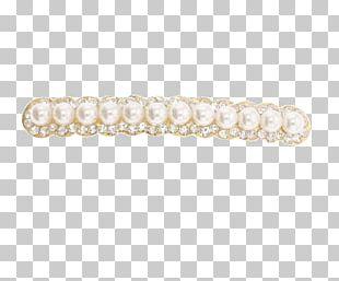 Pearl Body Jewellery Bracelet Diamond PNG