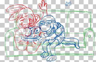 Homo Sapiens Human Behavior Sketch PNG