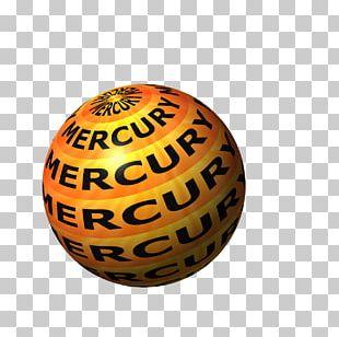 Mercury Planet Solar System Model Apparent Retrograde Motion PNG