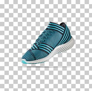 Adidas Sneakers Football Boot Shoe Blue PNG
