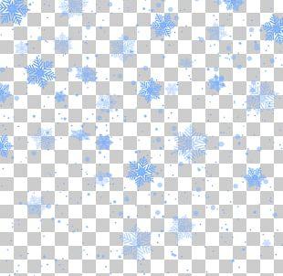 Snowflake Euclidean Pattern PNG