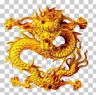 China Chinese Dragon Chinese Zodiac PNG