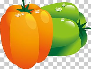 Tomato Bell Pepper Vegetable Chili Pepper PNG