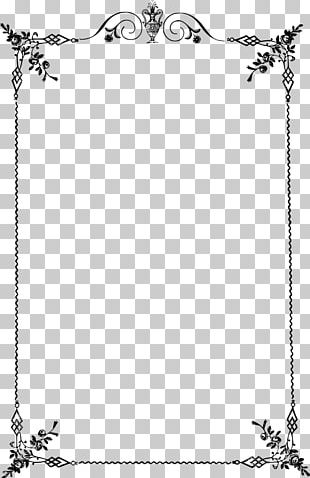 Borders And Frames PNG