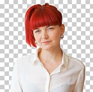 Dagens ETC Bangs Hair Coloring PNG