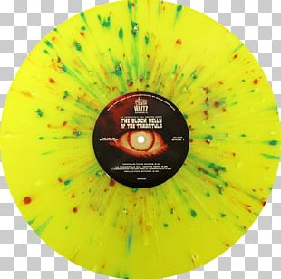 Compact Disc Phonograph Record Color Disc Cv313 PNG