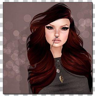 Brown Hair Hair Coloring Black Hair Maroon Red Hair PNG