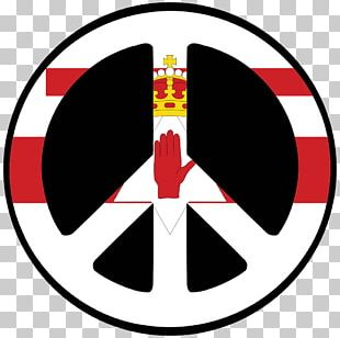 Peace Symbols Flag United States PNG