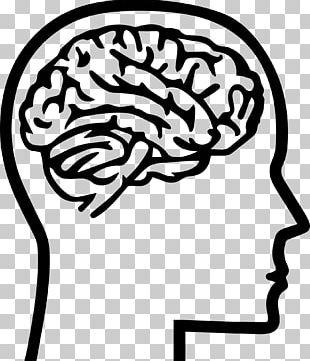 Brain T-shirt Human Head PNG