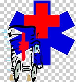 Star Of Life Emergency Medical Services Staff Of Hermes AMLS United Kingdom: Advanced Medical Life Support Ambulance PNG
