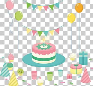 Birthday Cake Greeting Card Happy Birthday To You Wish PNG