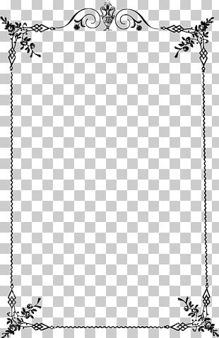 Borders And Frames Classic PNG