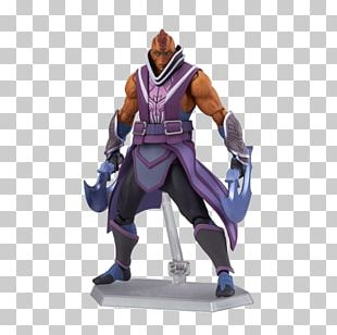 Dota 2 Figma Video Game Action & Toy Figures League Of Legends PNG