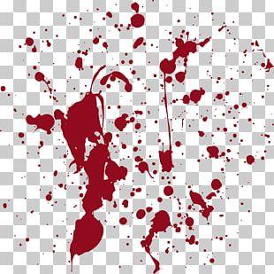 Blood Euclidean PNG