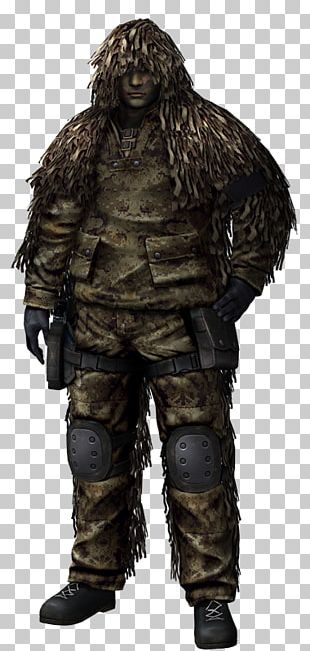 Ghillie Suits Military Camouflage Combat Arms Wikia PNG