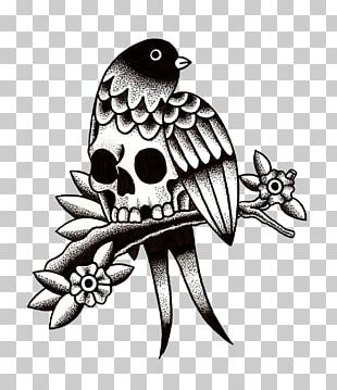 Old School (tattoo) Flash Swallow Tattoo Tattoo Artist PNG