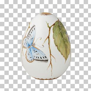 White House Historical Association Easter Egg Butterfly PNG