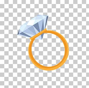 Diamond Ring Icon PNG