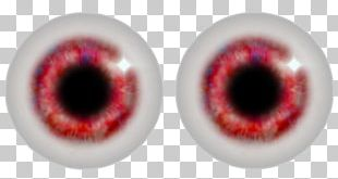 Iris Red Eye Color PNG