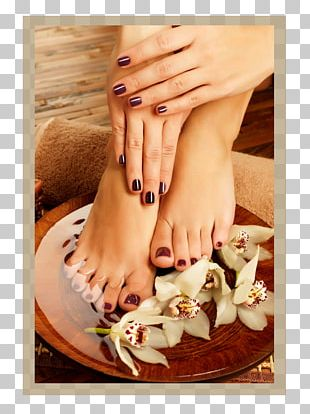 Pedicure Manicure Nail Day Spa Beauty Parlour PNG