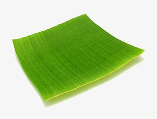 Small Pieces Of Banana Leaves PNG