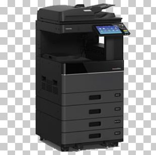 Photocopier Multi-function Printer Toshiba Paper PNG