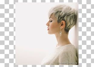 Pixie Cut Hairstyle Short Hair Cosmetologist PNG