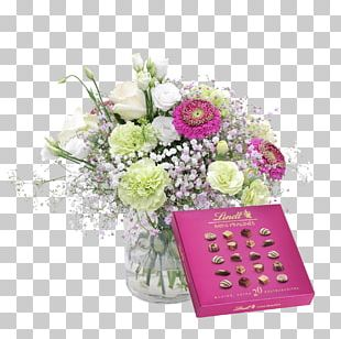 Flower Bouquet Cut Flowers Gift PNG