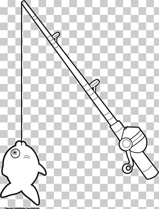 Fishing Rods Drawing Fly Fishing PNG
