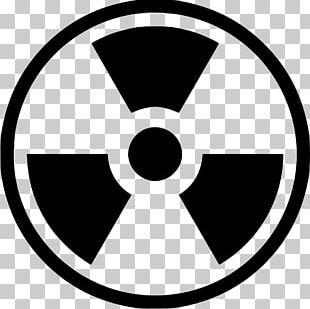 Radioactive Decay Radiation Hazard Symbol PNG