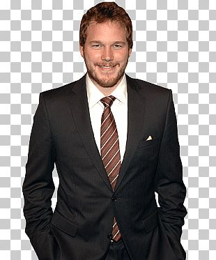 Chris Pratt Suit PNG