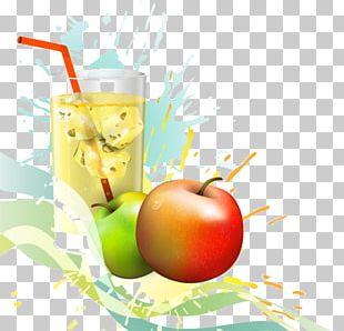 Apple Juice Cocktail Fruit PNG