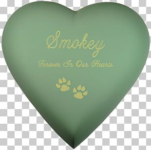 The Ashes Urn Engraving Heart Brass PNG