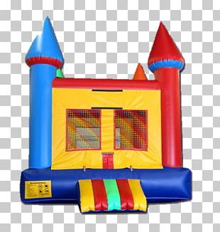 Inflatable Bouncers Castle Child Playground Slide PNG