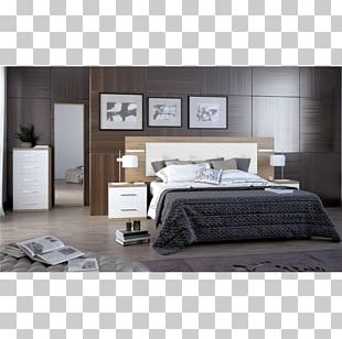 Bed Frame Table Bedroom Chiffonier Furniture PNG