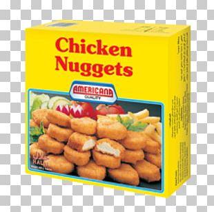 Chicken Nugget Hamburger Vegetarian Cuisine Crispy Fried Chicken PNG