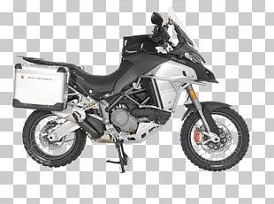 Ducati Multistrada 1200 Honda Crossrunner Motorcycle PNG