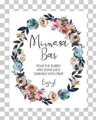 Wedding Invitation Baby Shower Boho-chic Gift PNG