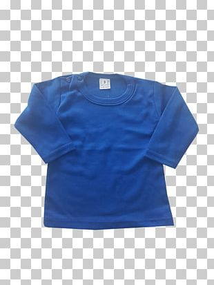 Long-sleeved T-shirt Long-sleeved T-shirt Blue Polo Shirt PNG