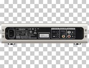 CD Player Compact Disc Denon Lecteur De CD Super Audio CD PNG