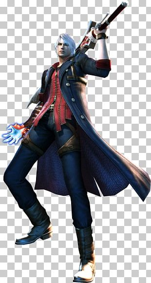 Devil May Cry 4 DmC: Devil May Cry Nero Dante PNG