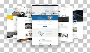 Landing Page Architect Web Design Advertising PNG