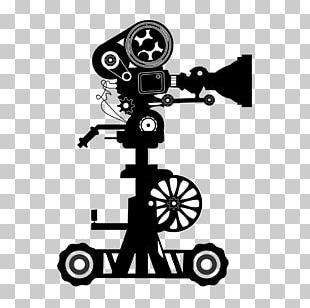 Photographic Film Movie Camera PNG