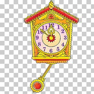 Cuckoo Clock Floor & Grandfather Clocks PNG