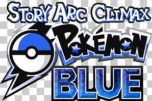 Pokémon Red And Blue Logo Brand Technology PNG