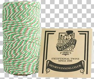 Baling Twine Butcher Rope Craft PNG