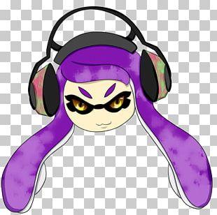 Eyewear Headphones Audio Violet Goggles PNG